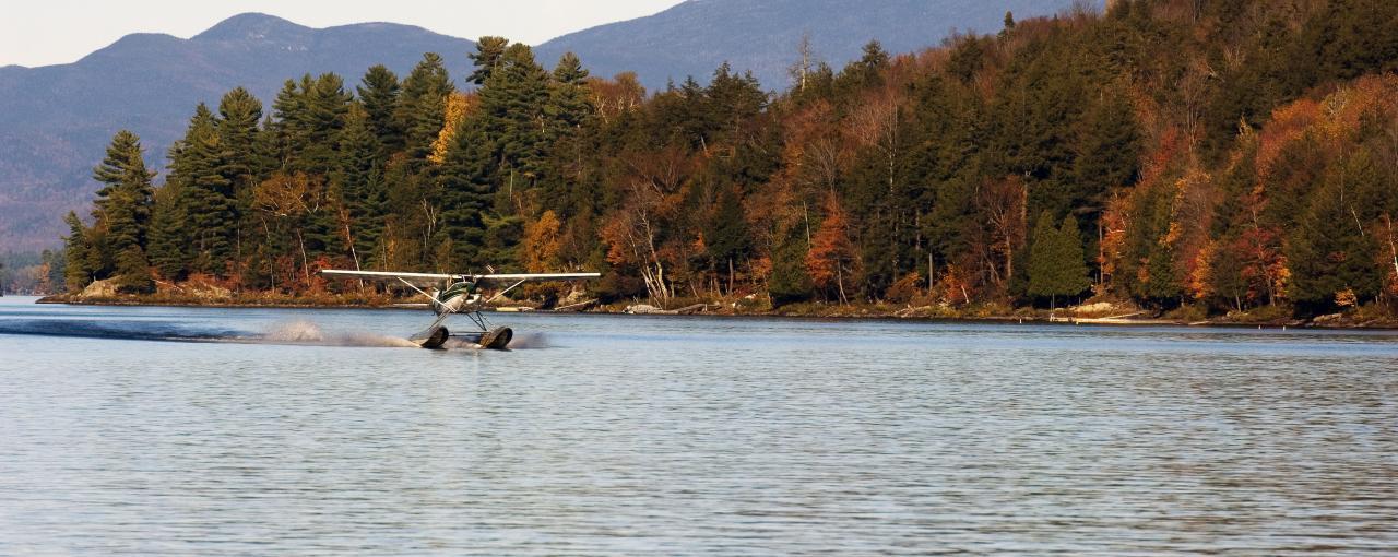 New York State Foliage Rides & Tours | Land, Water & Air