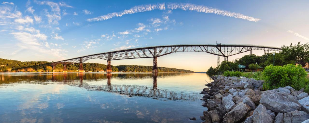 Walkway Over The Hudson - Photo Courtesy of Beautiful Destinations