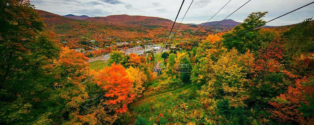 Hunter Mountain - Fall - Photo by Beautiful Destinations