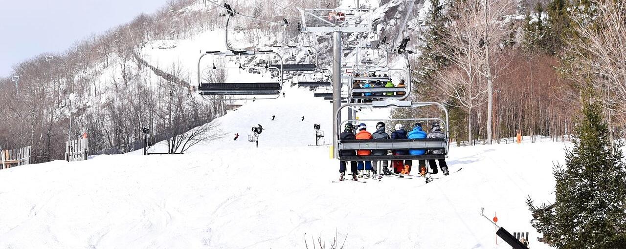 Hunter Mountain ski lift