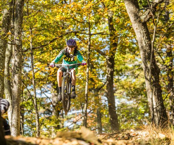 Cycling & Biking in Roanoke, VA | Bike Trails & Tips