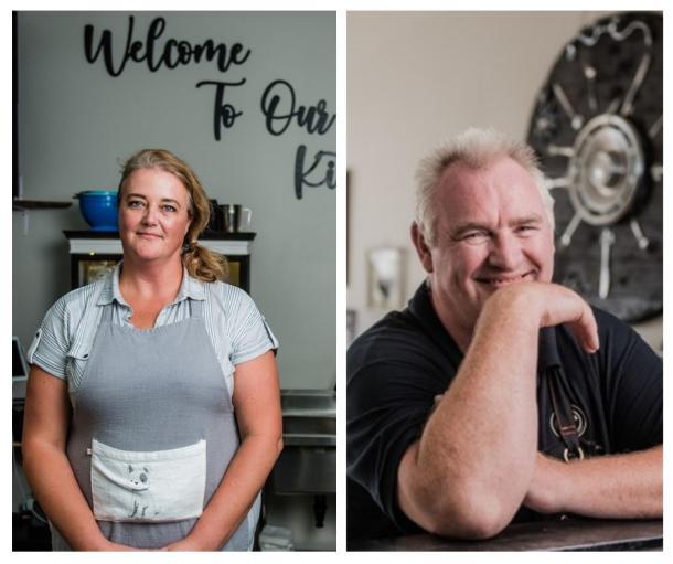Market's kitchen chefs