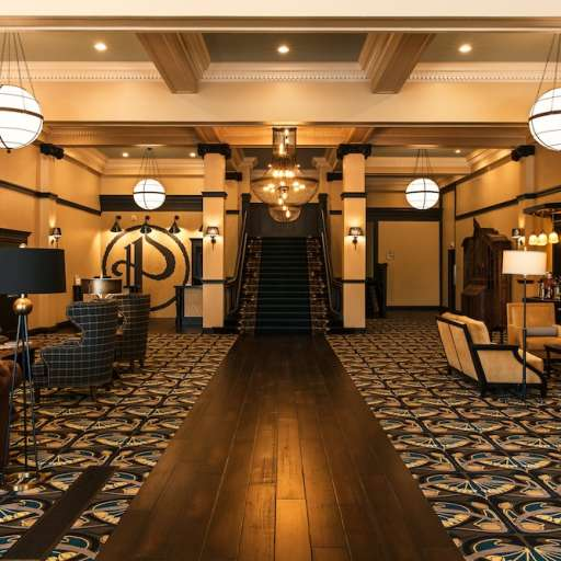 Top 5 Great 'Old' Hotels of America