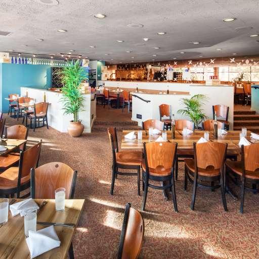 The Wildflower Lounge at Snowbird