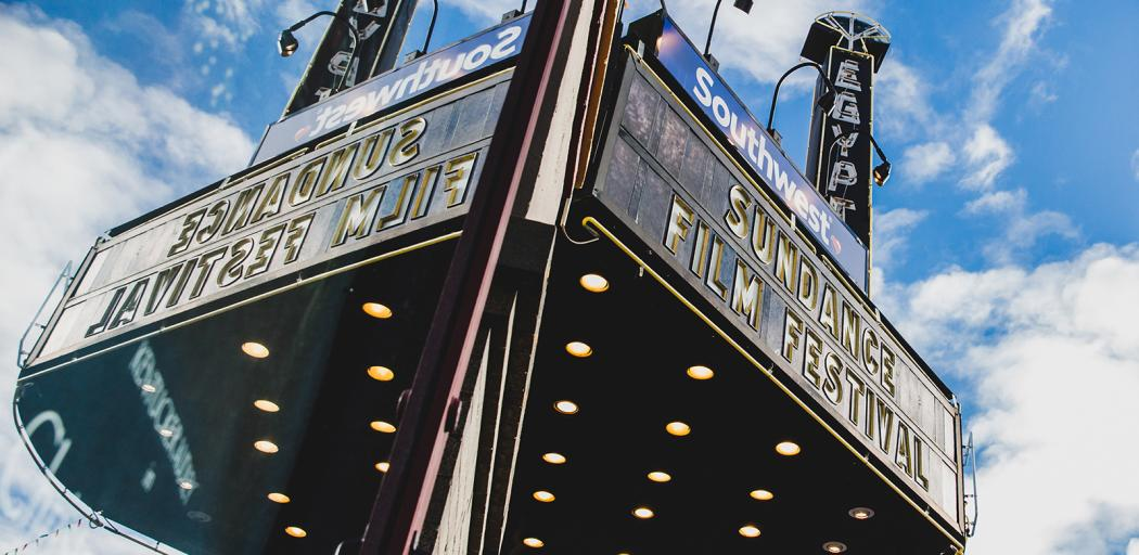 Egyptian Theatre During Sundance Film Festival