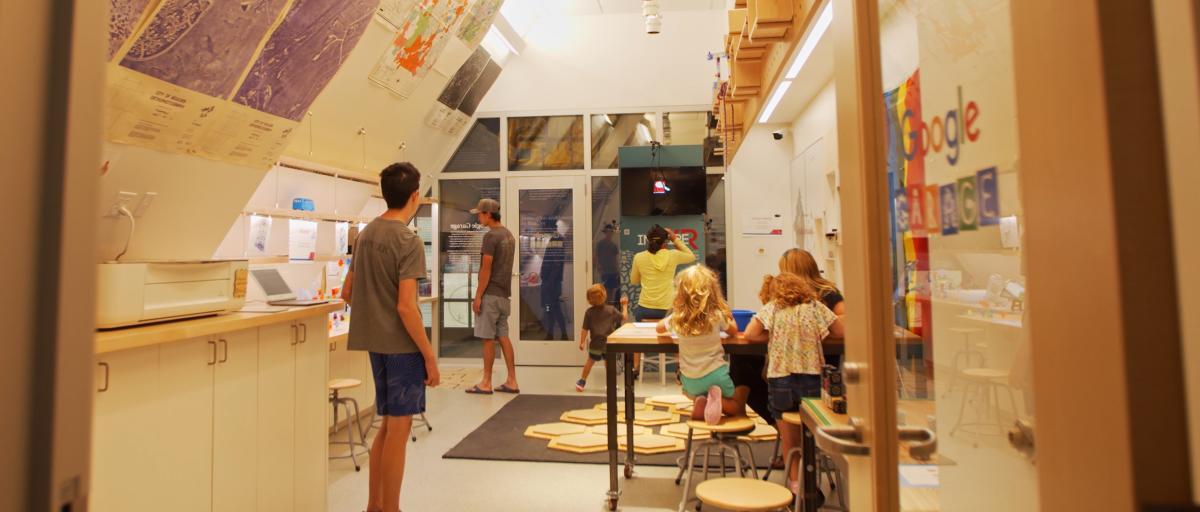 Museum of Boulder Google Garage