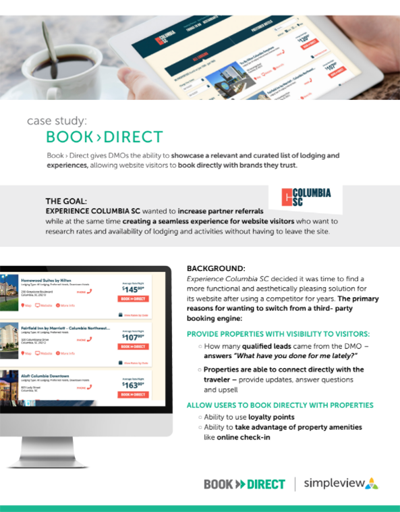 Book > Direct case study