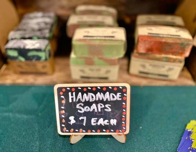 Handmade Soaps - Crafteria - Roanoke, VA