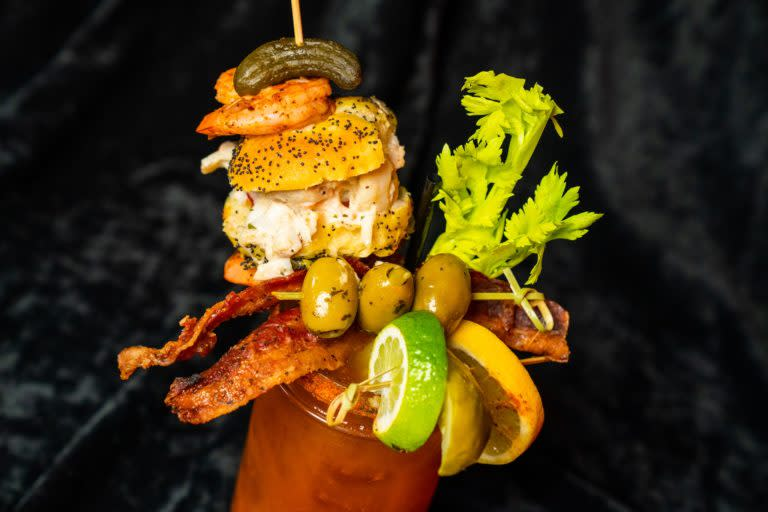 Massive Bloody Mary