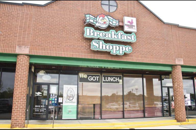 The Breakfast Shoppe