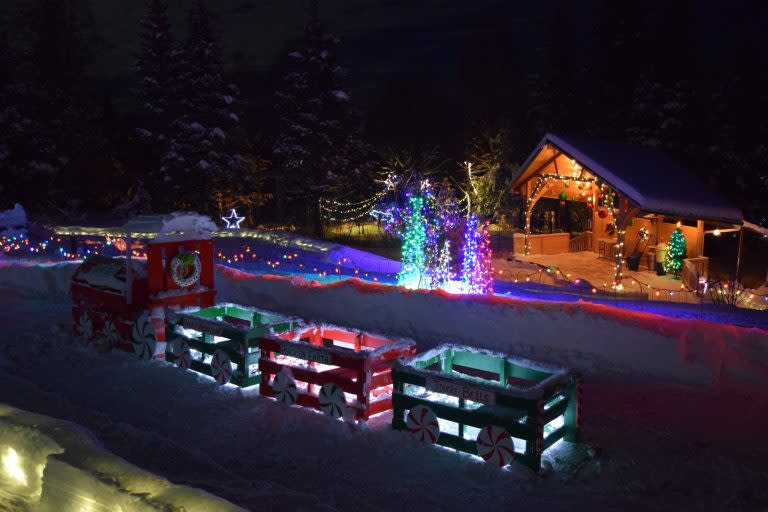Annual Homer Tree Lighting Ceremony
