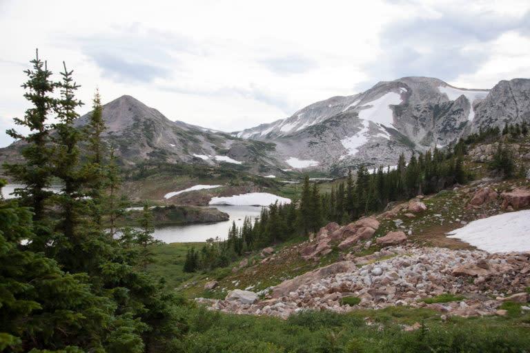 The Browns Peak