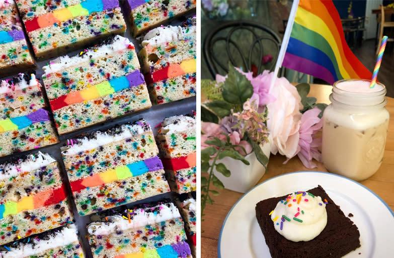 Pride sweets