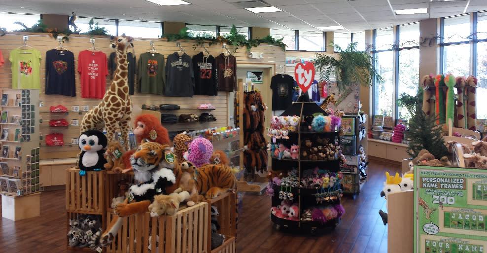 Racine Zoo Gift Shop
