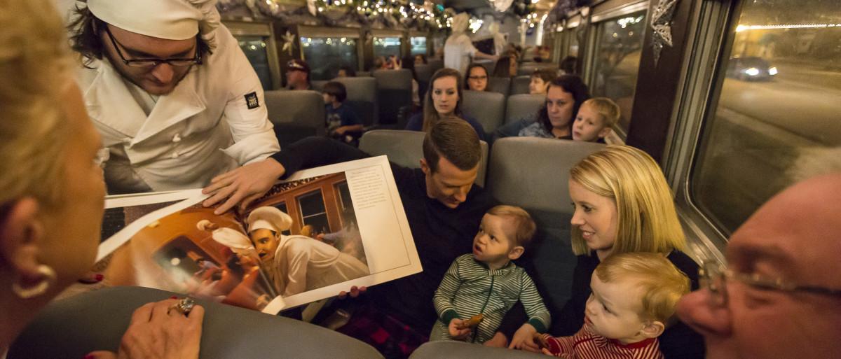 Polar Express Holiday Train Ride