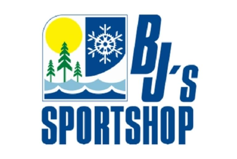 BJ's Sportshop logo