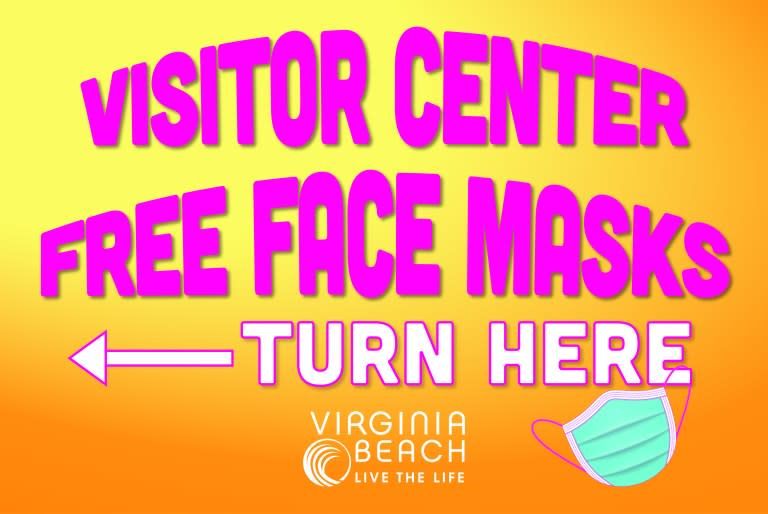 Free Mask Signage For VIC