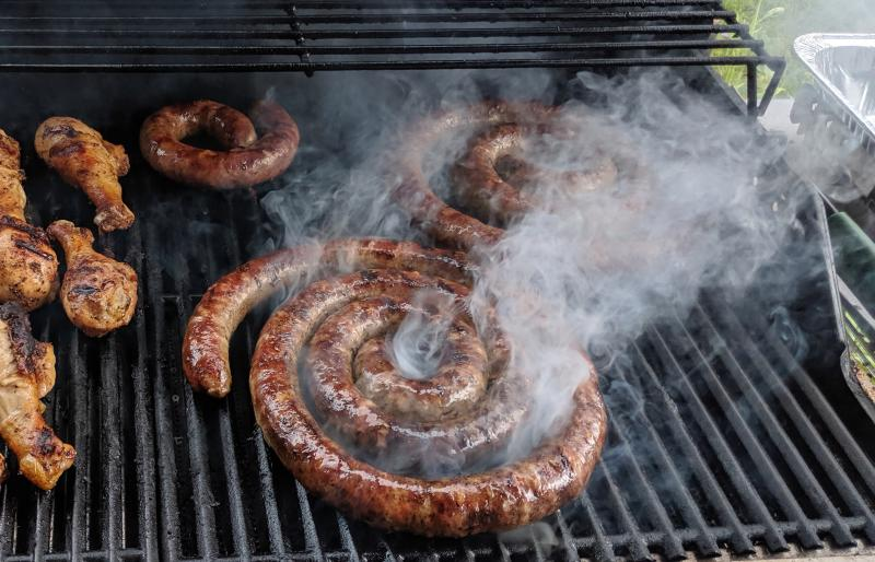 Giacamo's in College Hill is known for their fresh housemade Sausage