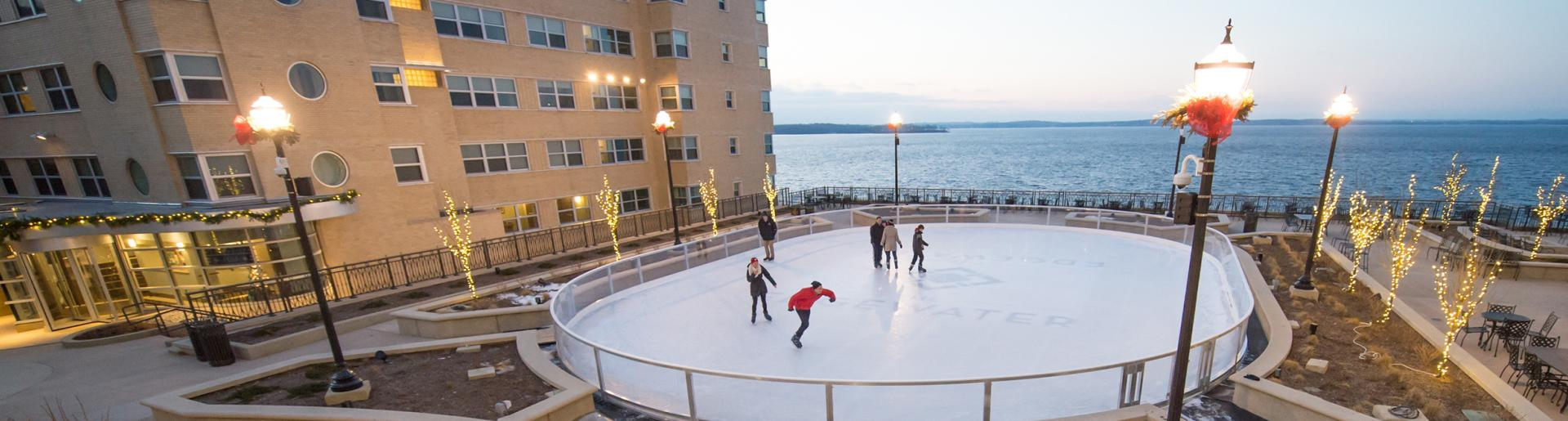 Edgewater Ice Skating Rink