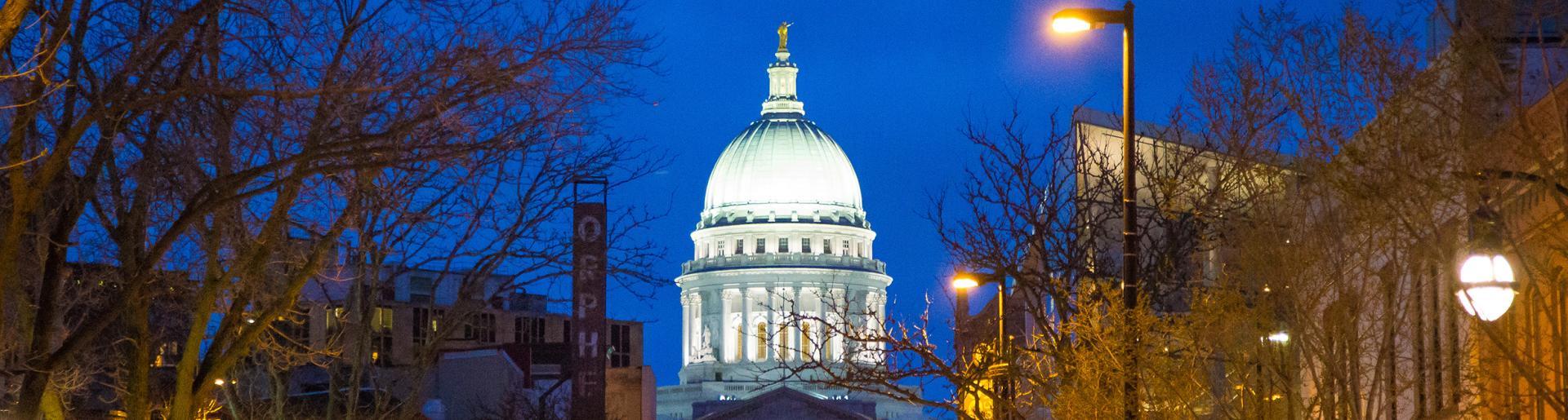 Madison Capitol