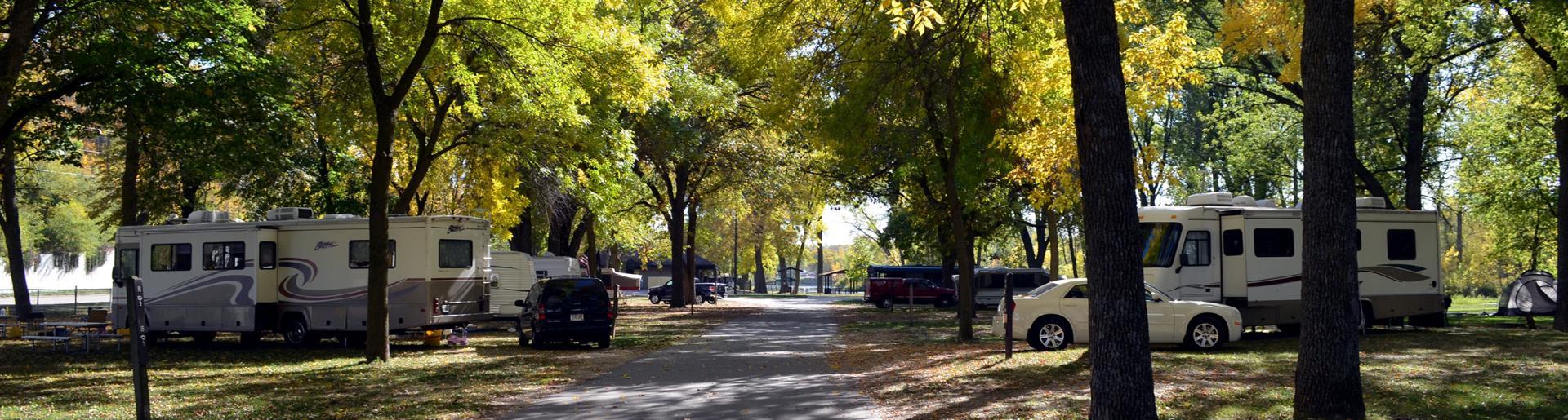 Camping at Dane County Parks