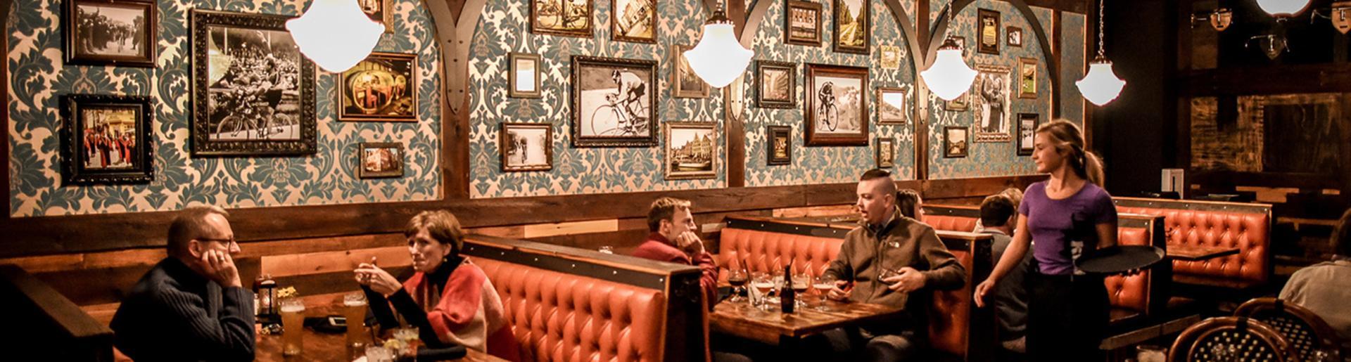 Discover Delicious Article :: Cafe Hollander :: Internal Header