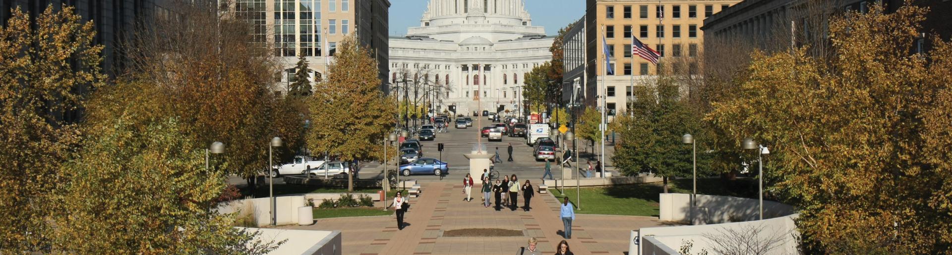 Capitol Walkway