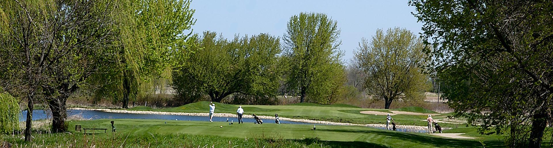 Golf & Disc Golf