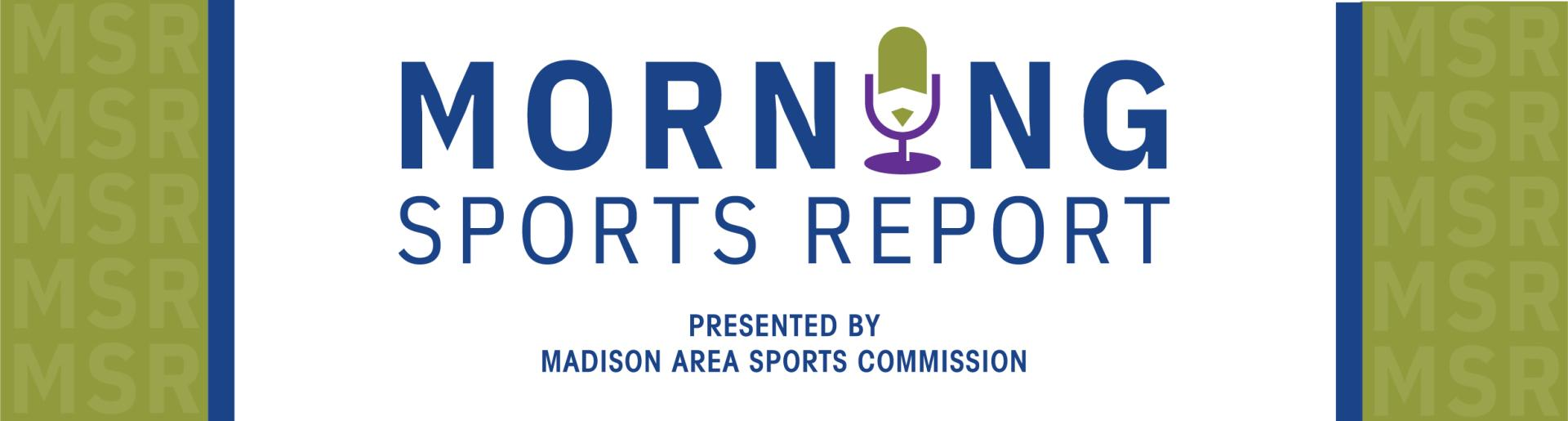 Morning Sports Report logo