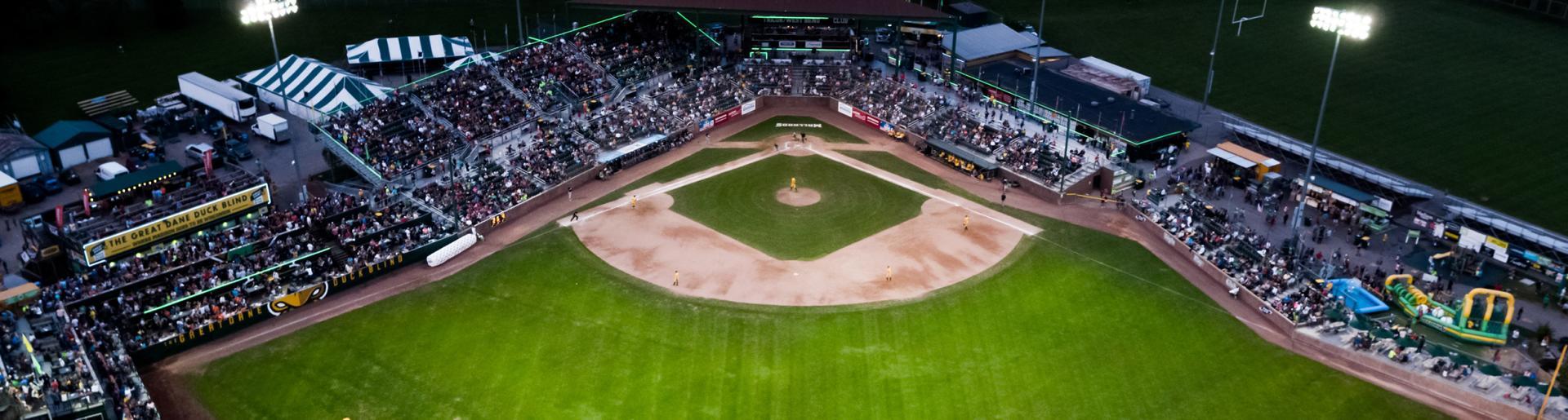 Madison Mallards Field