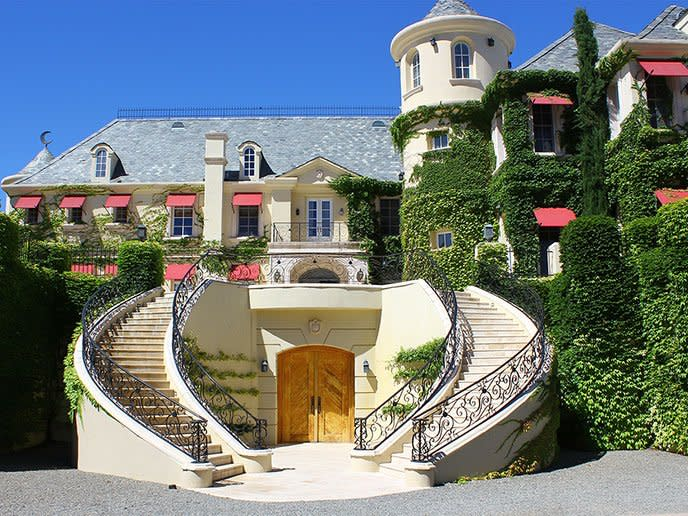 Justin Winery Inn Chateau