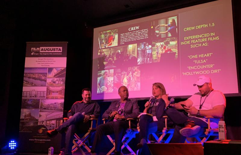HollyShorts Panel Photo 2019