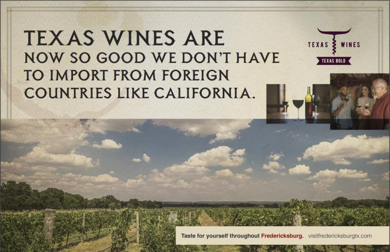 May Graphic Graphic for Wine Campaign - Vineyard