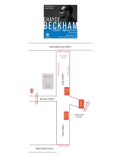 Beckham Footprint