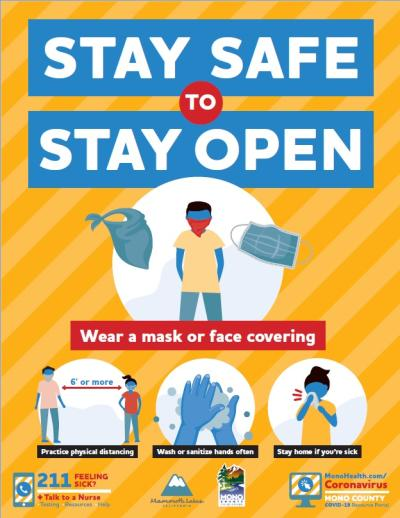 Covid stay safe
