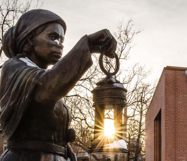 Harriet Tubman Guiding Light