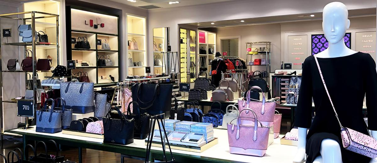 Kate Spade Outlet at Carolina Premium Outlet in Smithfield NC.