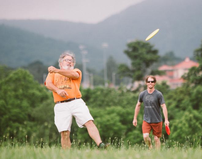 Greenfield Disc Golf Botetourt