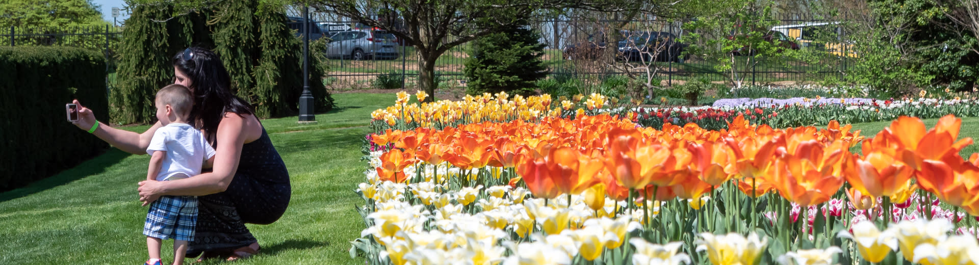 Spring in Hershey