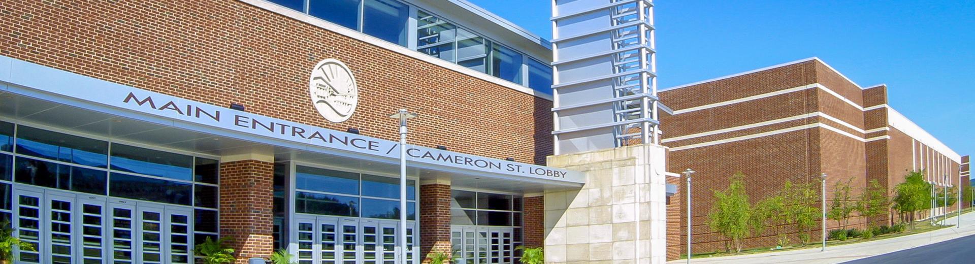 Main Entrance/Cameron St. Lobby