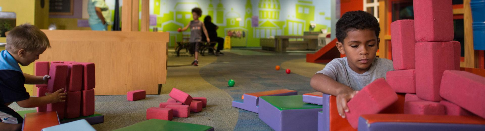 Whitaker Center Indoor Activities