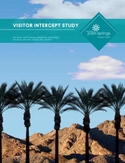 2015 Visitor Intercept Study
