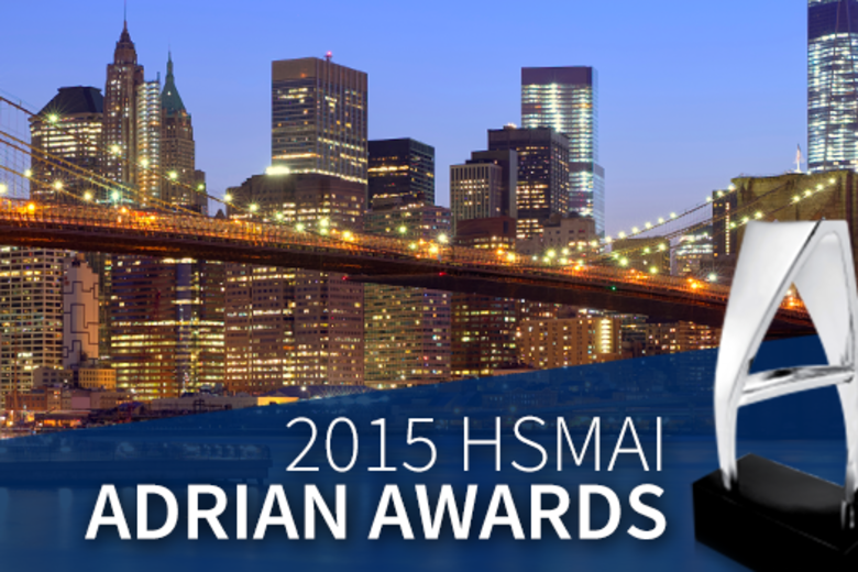 Adrian Awards 2015 Header