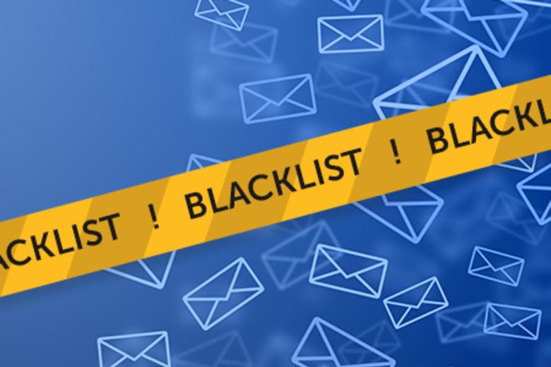 Blacklist Header