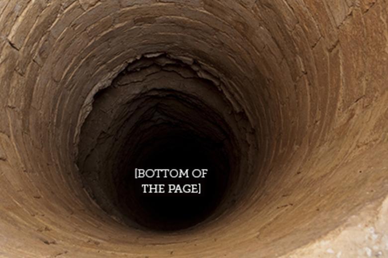 Bottom of the Fold
