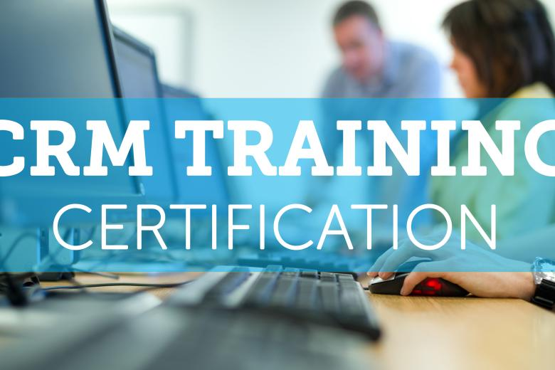 CRM Training Certification
