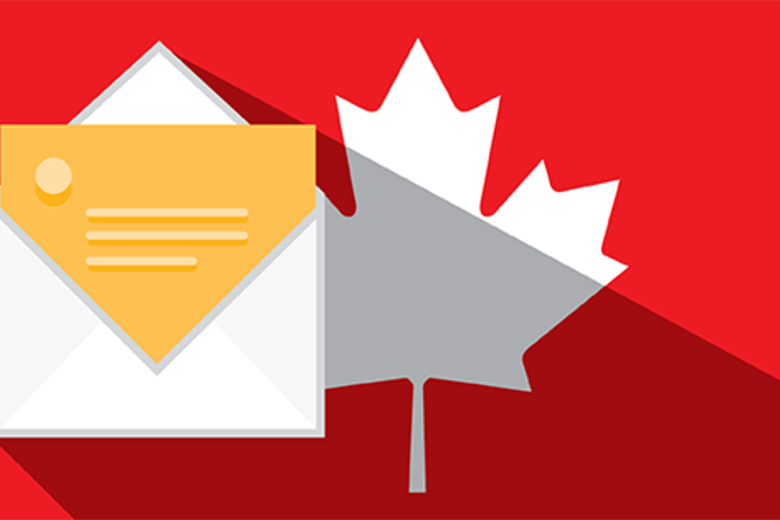 Canada Anti Spam Header