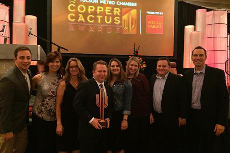 Copper Cactus Awards