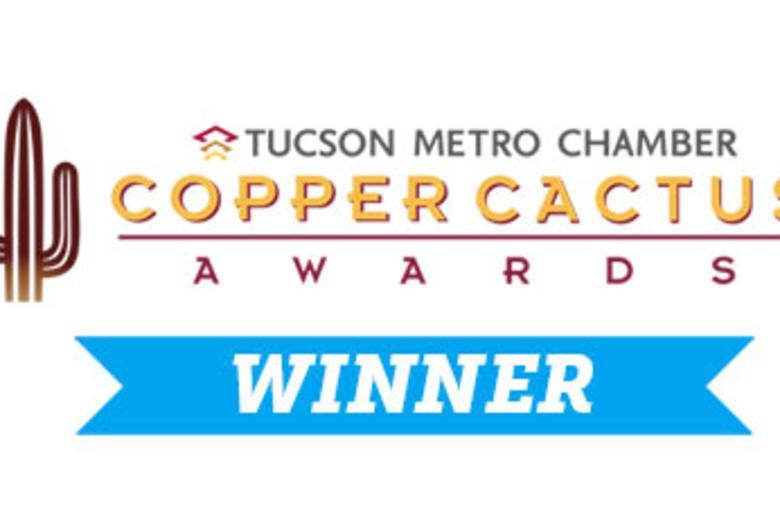 Copper Cactus Award