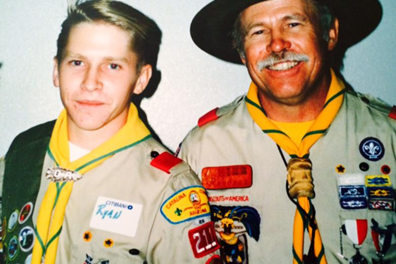 Eagle Scout Header